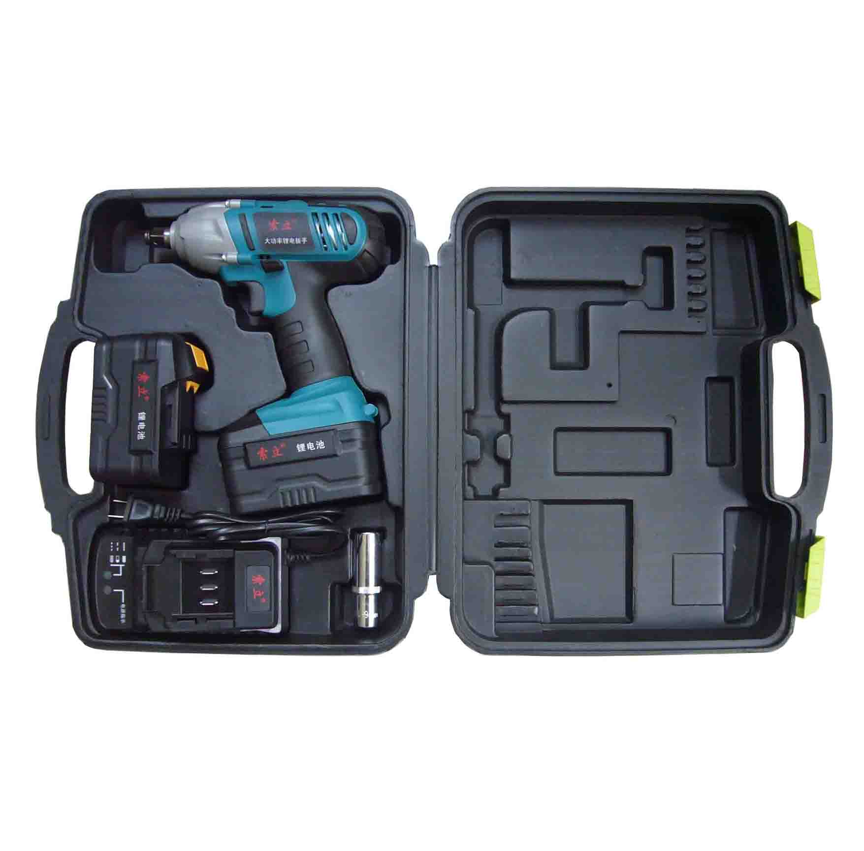 SND245 li-ion battery   Cordless impact wrench